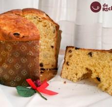 panettone italiano Navidad