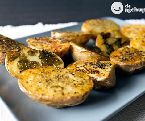 Patatas asadas o al horno