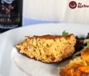 Receta de souffle de salmón a las 5 pimientas
