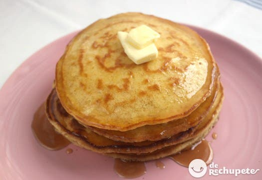 Pancakes, pancaques o panqueques