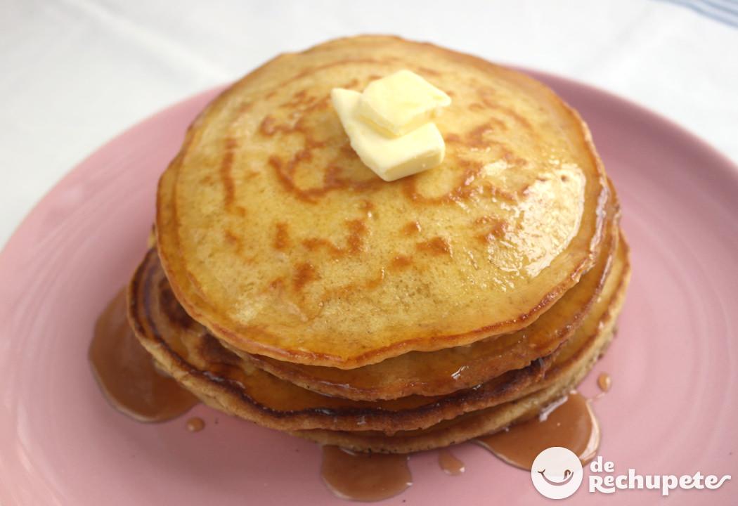 Pancakes, pancaques o panqueques