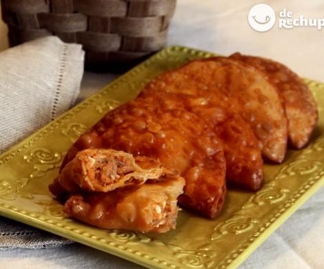Empanadas o empanadillas de atún