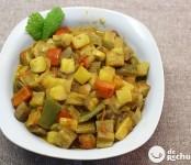 ratatouille de verduras