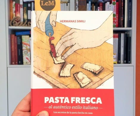 Pasta fresca al auténtico estilo italiano
