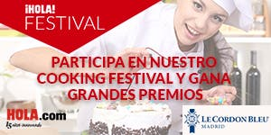 HOLA Cooking Festival