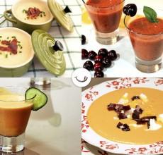 Las mejores recetas de gazpacho