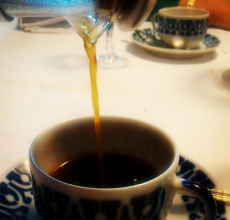 Café de Pota, pote o puchero en #OscarOnTheWay