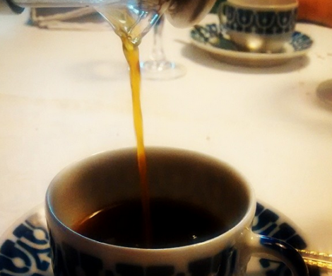 Café de Pota, pote o puchero