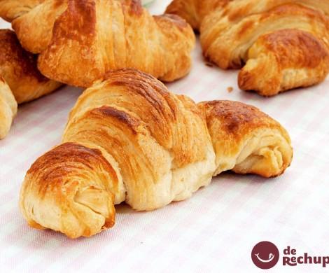 Croissant casero