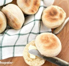 Muffins ingleses. English Muffins