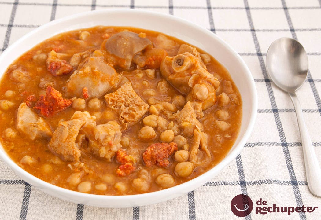 Callos a la gallega receta de la abuela for Cocina casera de la abuela