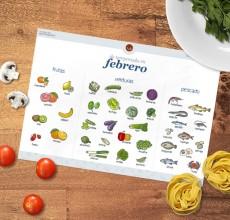 ¿Qué comprar y comer en Febrero? Alimentos y recetas de temporada
