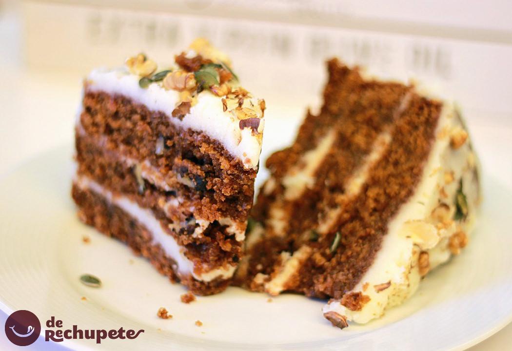 Cake De Mantequilla