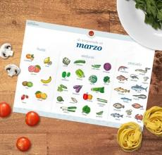 ¿Qué comprar y comer en Marzo? Alimentos y recetas de temporada