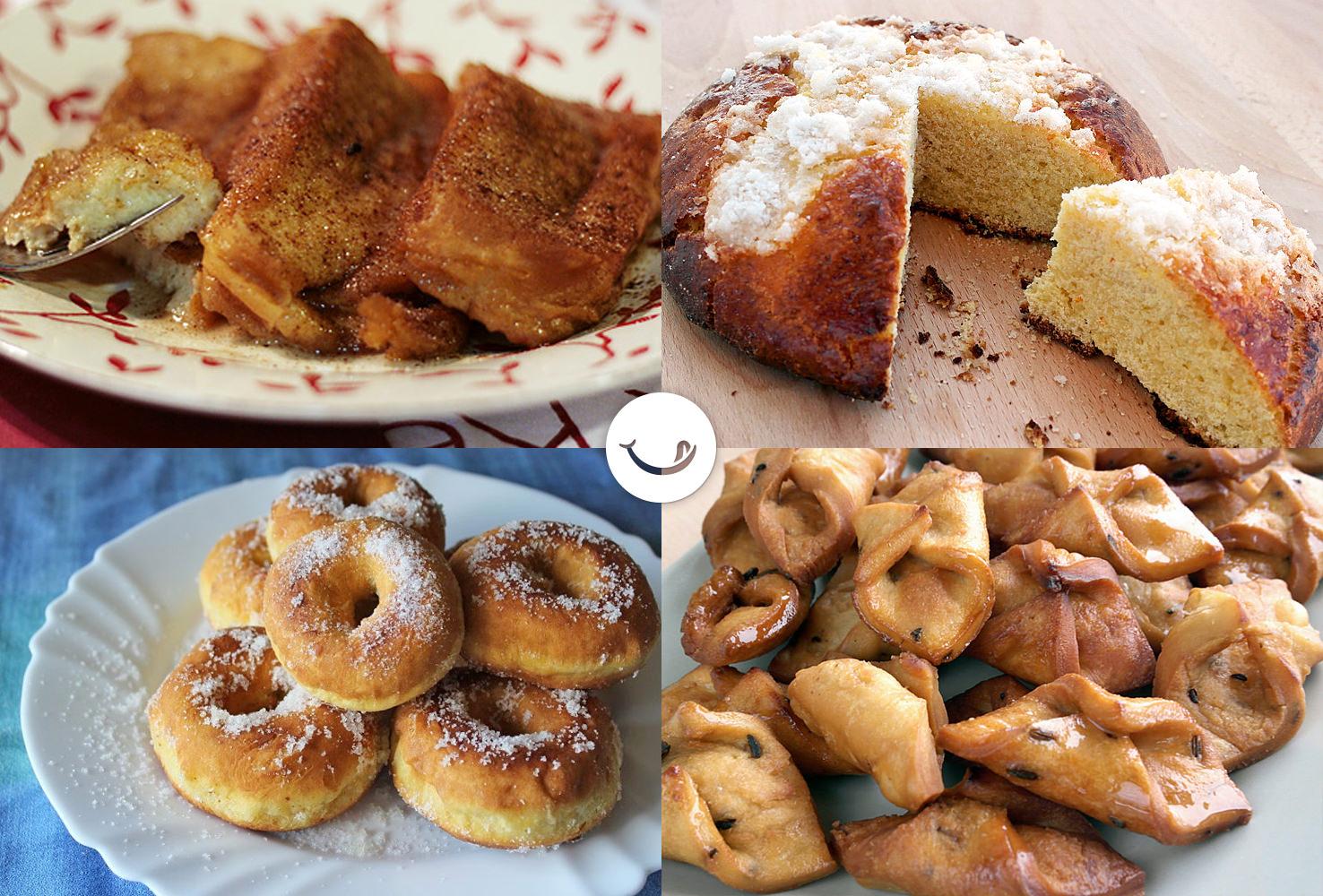 Los mejores postres y dulces de semana santa for Postres faciles