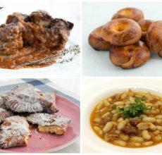 Recetas de San Isidro. Cocina madrileña