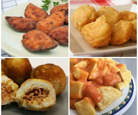 Top 10 de aperitivos que siempre triunfan