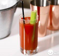 Cómo hacer un Bloody Mary