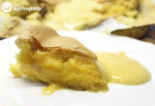Pão de Ló. Receta tradicional portuguesa
