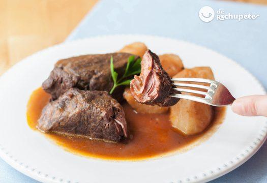 carne de ternera recetas