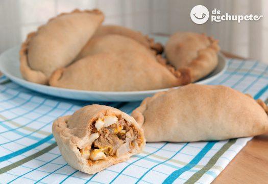 Empanadas tucumanas. Receta argentina