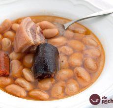fabada asturiana olla express