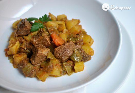 carne guisada con patatas recetas de rechupete recetas