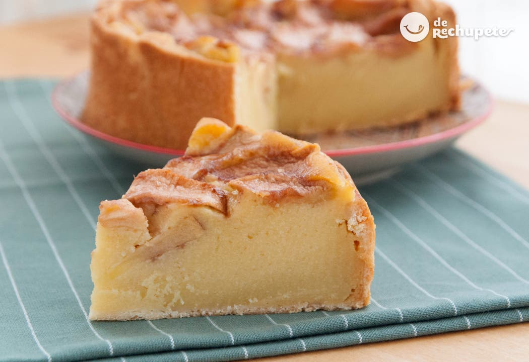 Tarta de manzana recetas de rechupete recetas de for Comidas caseras faciles