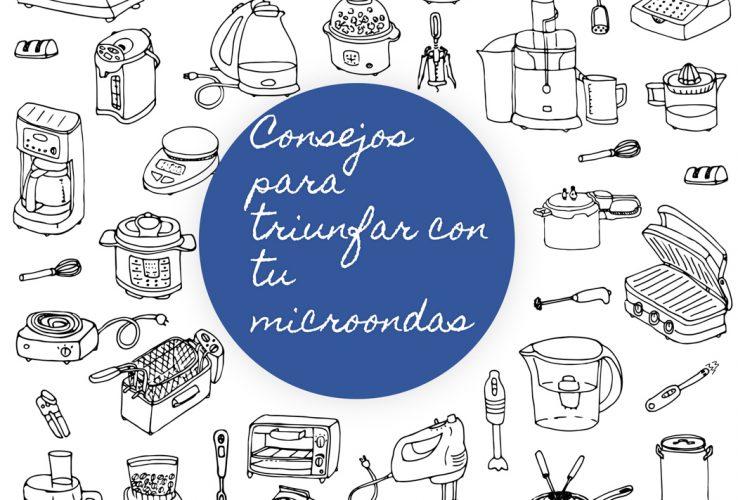 Consejos y trucos para utilizar tu microondas
