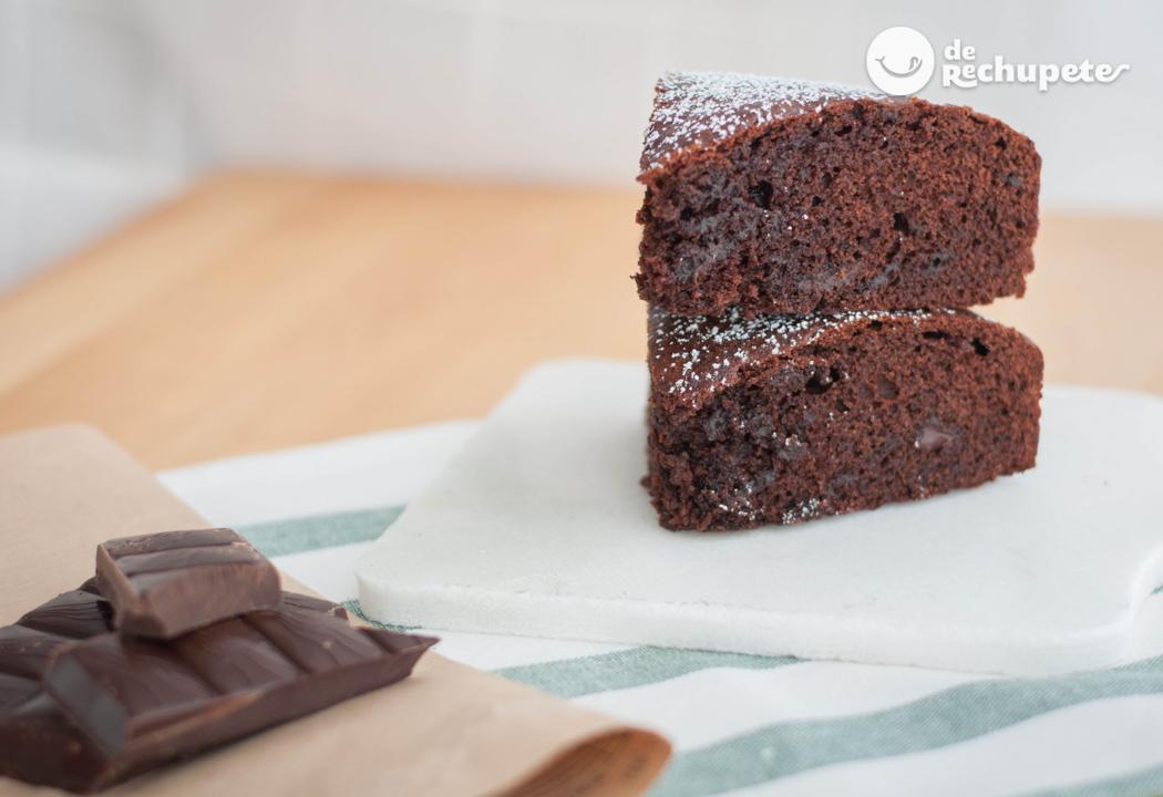 Bizcocho de chocolate irresistible - Recetas de rechupete ...