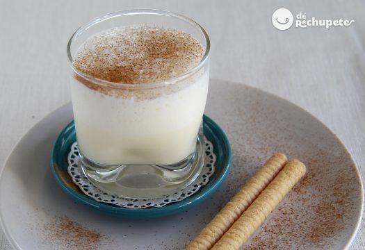 Receta de leche merengada
