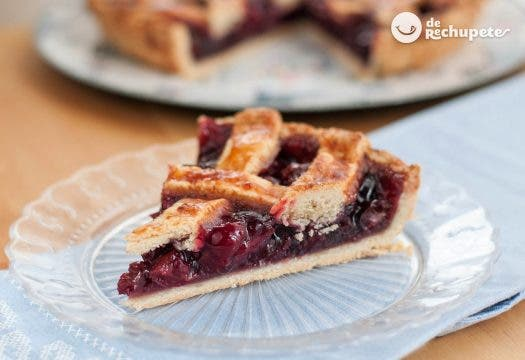 Tarta de cerezas. Cherry Pie