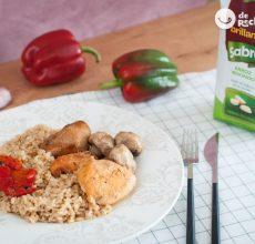 Cómo hacer pollo con arroz