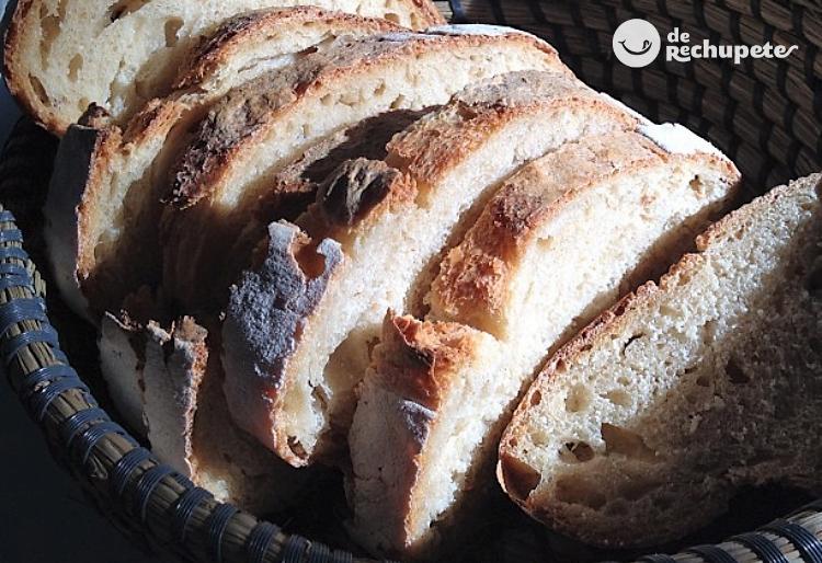 tiempo horno pan congelado