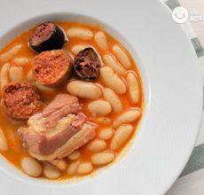 Fabada o Fabes. Receta tradicional asturiana