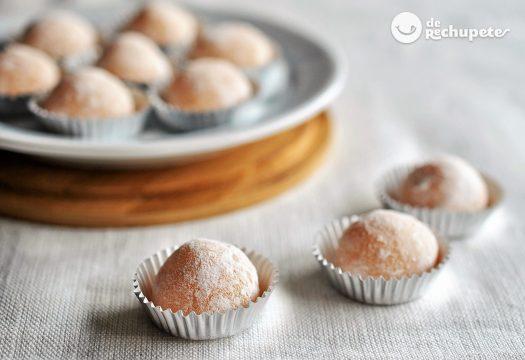 Yemas dulces de Santa Teresa
