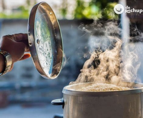 5 errores que cometes al cocinar arroz