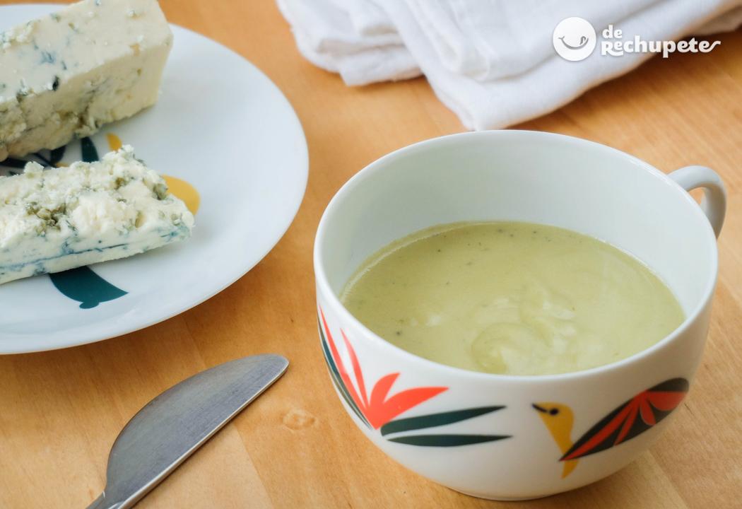 C mo hacer salsa de queso azul recetas de rechupete - Salsas faciles de hacer ...