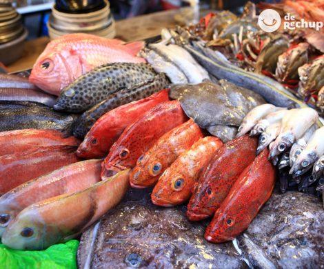 Cómo saber si el pescado es fresco. Consejos