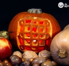 Halloween y su origen gallego. Samaín celta