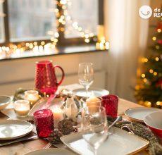 Cómo organizar las comidas de Navidad sin estrés