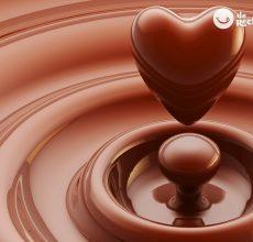 Chocolate por San Valentín
