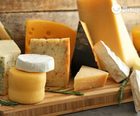 El queso se puede congelar?