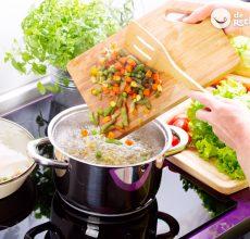 Cómo cocinar verdura correctamente