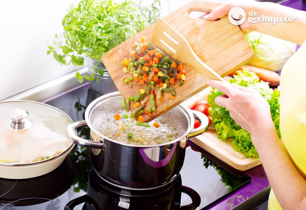 Superb ¿Cómo Se Deben Cocer Las Verduras?