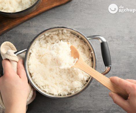 10 formas diferentes de cocinar arroz