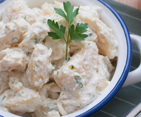Patatas alioli caseras. Receta de una de las tapas más famosas de España