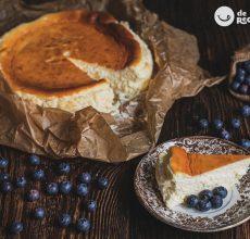 """Cómo hacer la tarta de queso """"La Viña"""". La auténtica receta donostiarra"""