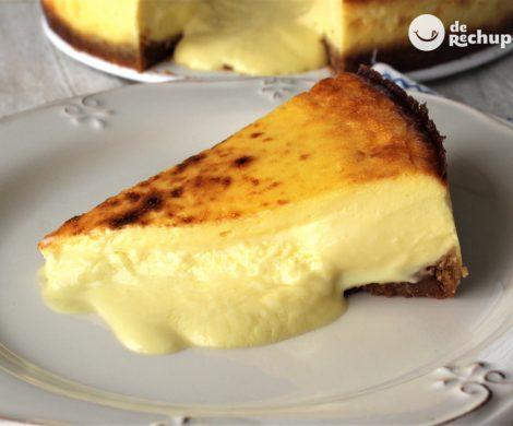 Cómo hacer la mejor tarta de queso de España