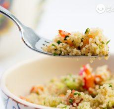 Quinoa. Qué es y cómo hacerla correctamente